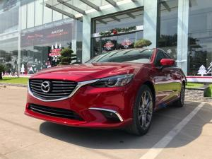 Mazda 6 mới 2020-Thanh toán 283tr nhận xe-Hỗ...