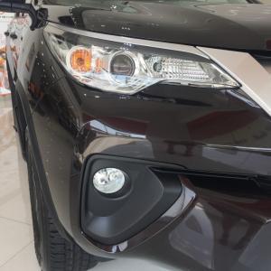 Toyota Fortuner Nhập Khẩu - Lô Cuối Nhập Khẩu