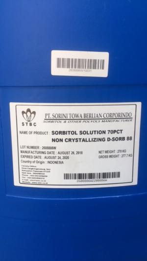 Sorbitol nước, Sorbitol Indo, giải độc gan cá tôm