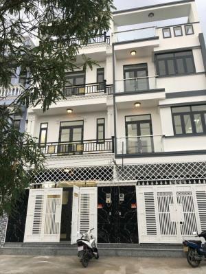 Bán nhà hẻm 2177 đường Huỳnh Tấn Phát, Nhà...