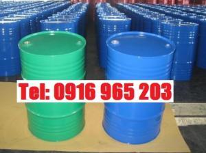 Thùng phuy sắt 220 lít, phuy hóa chất 220 lít, thùng phuy 220 lít