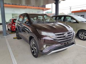 Toyota Rush 1.5 AT Nhập Khẩu - Giao Ngay