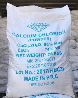 Canxi clorua bổ sung khoáng chất cần thiết cho tôm cá