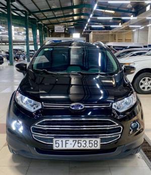 Bán Ford Ecosport sx 2k16 titanium màu đen