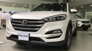Hyundai Tucson 2.0L, đầy đủ các màu, hỗ trợ...