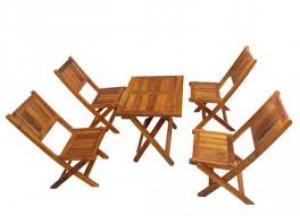 Ghế gỗ cafe cóc giá rẻ g-6