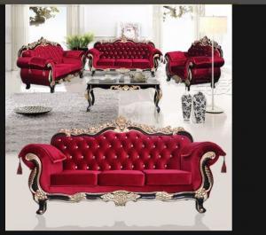 Sofa tân cổ điển đẳng cấp châu âu kiểu dáng cực đẹp sang trọng
