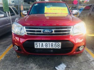 Ford Everest MT model 2014