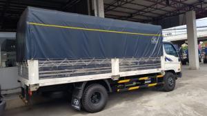 Xe tải Hyundai 8 tấn mighty
