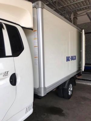 Bán xe tải hyundai poter 2 đông lạnh như mới
