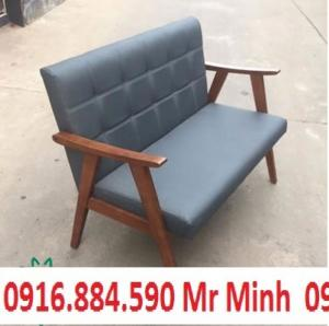 Bàn ghế gổ cafe giá rẻ tại xưởng sản xuất HGH 704