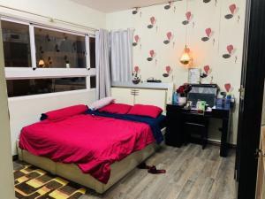 Cần bán gấp căn hộ An Phú Q6, Dt 91m2, 3 phòng ngủ, sổ hồng, tặng 1 số nội thất, nhà đẹp sàn gỗ