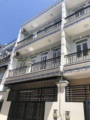 Bán nhà 2 lầu đúc đường Nguyễn Bình khu ủy...