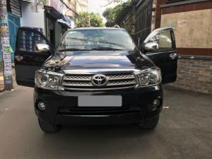 Cần bán xe Toyota Fortuner V 2011 máy...