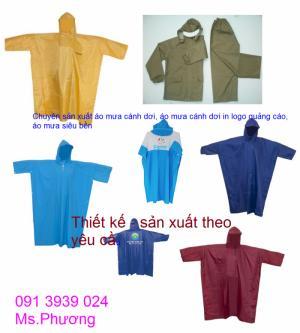 Tại sao nên chọn áo mưa làm quà tặng ? xưởng sx áo mưa, áo mưa quảng cáo