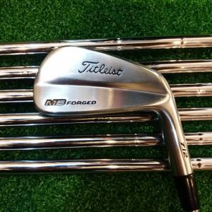 Bộ gậy golf irons Titleist MB712 cũ (Đã bán)