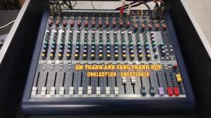 Mixer Soundcraft MFX12 về nhiều.