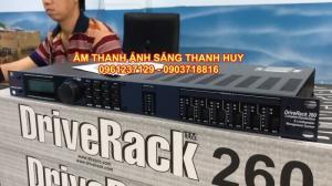 Cross số DBX DriverRack 260 chất lượng tốt, hàng nhập CHINA