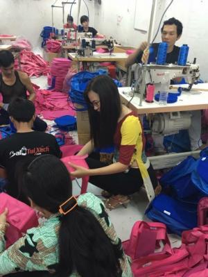 Túi xách hình Mickey - Công ty sản xuất túi xách nữ xuất khẩu