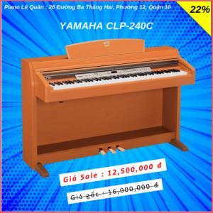 Piano Yamaha CLP-240C