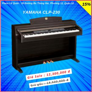 Piano Yamaha CLP-230. BH 2 năm