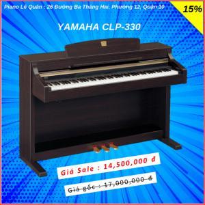 Piano Yamaha CLP-330. BH 2 năm