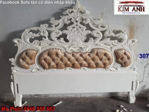 Đây là bộ giường ngủ tân cổ điển châu âu đẹp nhất mà tôi từng thấy - Xưởng sản xuất Nội thất Kim Anh