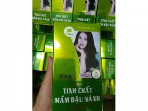 Tinh chất mầm đậu nành MinQ Natural