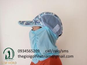 Mũ golf dành cho nữ