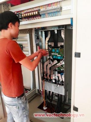 Sửa chữa máy biến tần