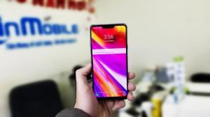 LG G7 ThinQ Flagship 2018 chip 845 màn 3K ,Ram 4G/64Gb có DAC rời 99% | Hỗ trợ trả góp 0%