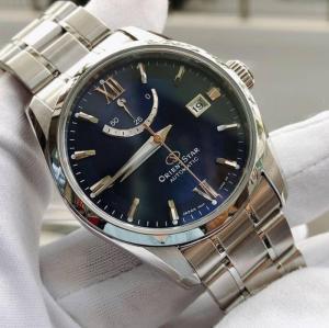 Đồng hồ nam Orient Star Standard Blue RE-AU0005L00B