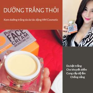 Kem dưỡng trắng da mặt cao cấp pefecting face cream