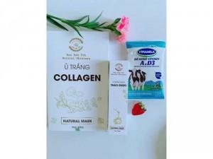 Combo Ủ Trắng Collagen
