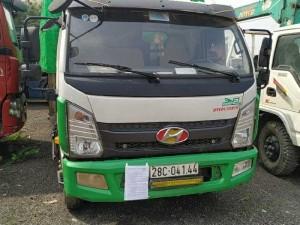 Bán đấu giá xe tải mui bạt 2016