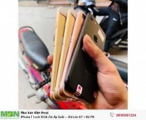 iPhone 7 Lock 32Gb Zin Áp Suất — Đã Lên QT +...