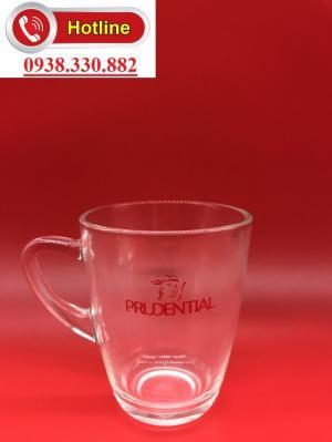 Xưởng làm in ly thủy tinh quà tặng quảng cáo