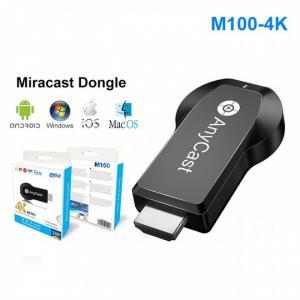 Thiết Bị Truyền Không Dây M100 HDMI M100 WiFi Display Tv Dongle 4K HD Output