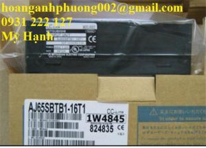 2019-02-28 09:34:11  4  CC-Link Mitsubishi AJ65SBTC4-16DN 3,789,000