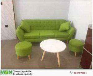 Bộ sofa cao cấp trà My