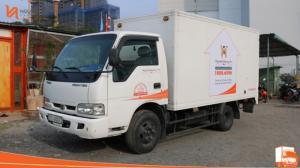 Công ty cho thuê xe tải 1 tấn giá rẻ chở hàng, chuyển nhà