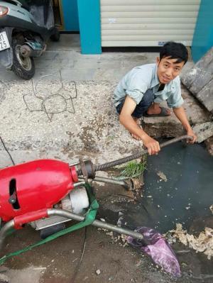 Dịch vụ hút hầm cầu thông cống nghẹt Sài Gòn_Bình Dương