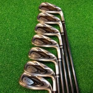 Bộ gậy golf XXIO MP900 Irons (cũ)