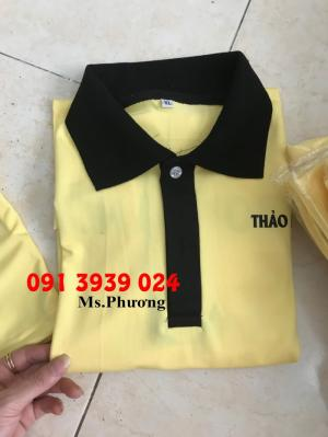 Áo phông đồng phục, in áo đồng phục , áo thun đồng phục, áo thun in logo
