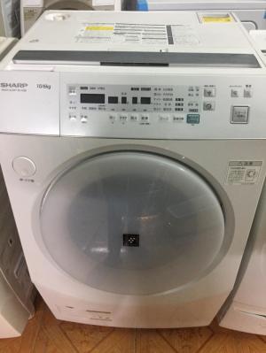 Máy giặt SHARP ES-V520 Nhật mới 90-95%