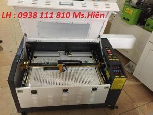 Hướng dẫn sử dụng máy laser 6040