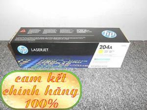 Hộp mực in HP Color 204A chính hãng
