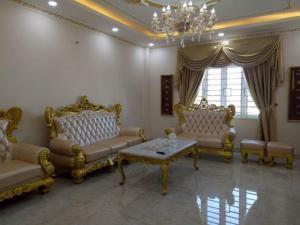 Trọn bộ sofa cổ điển phong cách Châu Âu