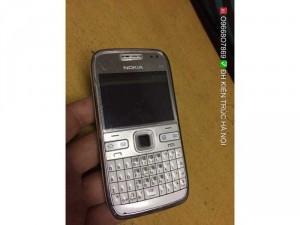 Nokia E72 trắng zin all cũ