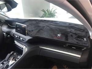 Thảm Tablo cho xe Peugeot 5008 & 3008 chất Nhung đẹp